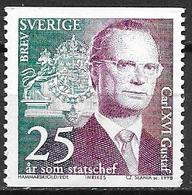 Suède 1998 2045 Neuf Roi Carl XVI Gustav - Sweden