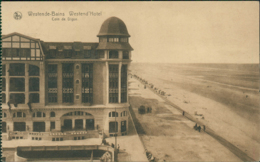 BE WESTENDE / Westend'Hôtel / - Westende