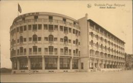 BE WESTENDE / Hôtel Bellevue / - Westende