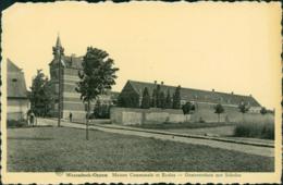 BE WEZEMBEEK OPPEM / Maison Communale Et Ecole / - Wezembeek-Oppem