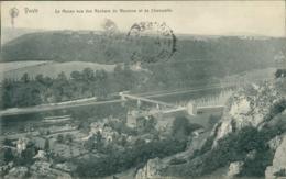 BE YVOIR / La Meuse Vue Des Rochers / - Yvoir