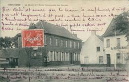 59 ENNEVELIN / Mairie Et Ecole Communale Des Garçons / - France