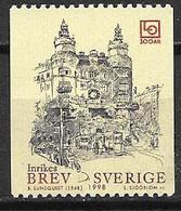 Suède 1998 2030 Neuf Confédération Du Travail - Suède