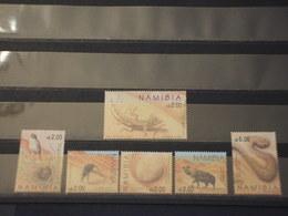 NAMIBIA - 2000 FAUNA 6 VALORI - NUOVI(++) - Namibia (1990- ...)