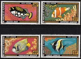 Wallis Und Futuna MiNr. 299/02 ** Fische - Wallis Und Futuna