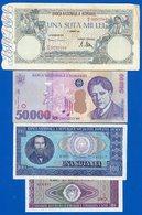 Roumanie  10  Billets - Romania