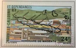 NEW CALEDONIA - (0) - 1977 - # C139 - Gebraucht