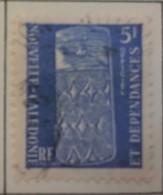 NEW CALEDONIA - (0) - 1959 - # O4 - Portomarken