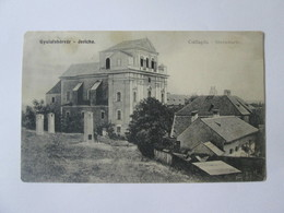 Romania/Alba Iulia,1914 Mailed Postcard - Rumänien