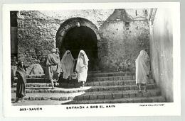Marruecos. Xauen.Entrada A Bab El Aain. - Other