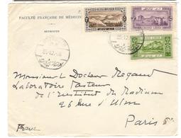 20813 - FACULTE FRANCAISE DE MEDECINE - Gran Líbano (1924-1945)