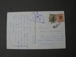 Iraq , 1958 Card - Irak