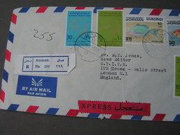 Jpordanien Express Cv. 1974 - Jordanien