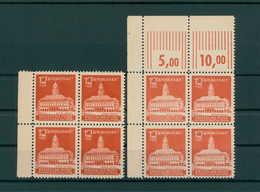 SBZ 1945 Nr 65a+b Postfrisch (203754) - Sowjetische Zone (SBZ)
