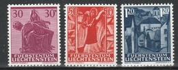 LIECHTENSTEIN  Xx  1962   MI 424-26   Postfrisch  -  Vedi  Foto ! - Liechtenstein