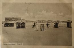 Schiermonnikoog // Strand 1913 - Schiermonnikoog