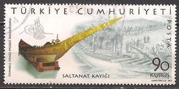Türkei  (2011)  Mi.Nr.  3922  Gest. / Used  (4fc31) - 1921-... Republiek
