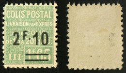 COLIS POSTAUX N° 71 TB Neuf N* Cote 40€ - Paquetes Postales
