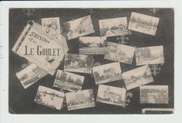 LE GOULET - EURE - SOUVENIR DU GOULET - Autres Communes