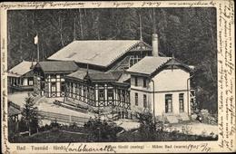 Cp Băile Tușnad Bad Tuschnad Rumänien, Mikes Bad, Fachwerkhaus - Roemenië