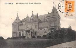 Ciergnon - Le Château Royal Façade Principale (Edit. Bouard-Daury) - Houyet
