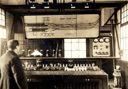 LONDON ELECTRIC RAILWAY AUTO SIGNALLING CHEMIN DE FER EISENBAHN 15*11CM Fonds Victor FORBIN 1864-1947 - Trenes