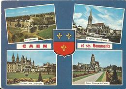 14 Caen Divers Vue - Caen