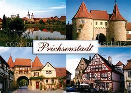 73269536 Prichsenstadt Teilansicht Westtor Osttor Fachwerkhaus Prichsenstadt - Sin Clasificación