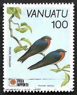VANUATU  1991-   YT 869  - Hirondelle  -  Oblitéré - Vanuatu (1980-...)