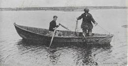 GUJAN-MESTRAS ( Bassin D'Arcachon ): Pêcheurs De MULES - Gujan-Mestras