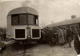 ALASKA RAILWAY CHEMIN DE FER EISENBAHN 16*12CM Fonds Victor FORBIN 1864-1947 - Trenes
