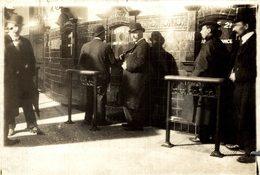 BAKER ST WATERLOO  RAILWAY CHEMIN DE FER EISENBAHN 16*12CM Fonds Victor FORBIN 1864-1947 - Trenes