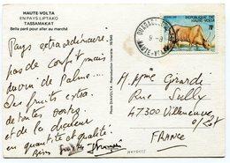 Haute-Volta - Postcard - Carte Postale - Upper Volta (1958-1984)