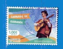 Ecuador °- 2017 - Carnaval De GUARANDA.  -  Used. - Ecuador