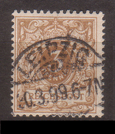 Deutsches Reich , 1918 , Mi.Nr. 103 O / Used - Deutschland