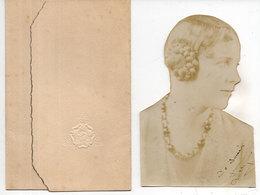 Kodak Film Wallet -  Support Photo Gaufré (2 Volets) Avec Photo Femme   (115922) - Photographie