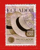 Ecuador °- 2016 - PRO EQUADOR .  -  Used. - Ecuador
