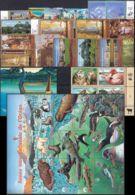 UNO GENF 1998 Mi-Nr. 329-59 Kompletter Jahrgang/complete Year Set ** MNH - Ginevra - Ufficio Delle Nazioni Unite