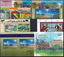 UNO GENF 1999 Mi-Nr. 360-83 Kompletter Jahrgang/complete Year Set ** MNH - Ginevra - Ufficio Delle Nazioni Unite