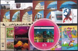 UNO GENF 2002 Mi-Nr. 433-58 Kompletter Jahrgang/complete Year Set ** MNH - Ginevra - Ufficio Delle Nazioni Unite