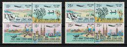 South Vietnam 1972 Mi 495 – 502 MNH - Viêt-Nam