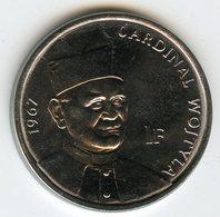 Congo 1 Franc 2004 Pape Jean Paul II Pope John Paul II - Cardinal Wojtyla 1967 UNC KM 157 - Congo (República Democrática 1998)