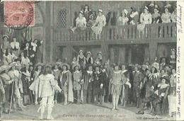 "LOT DE 5 CPA "" Cyrano De Bergerac "". - Theatre"