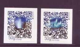 Europa CEPT 2012 - Islanda, Visitare L'Islanda, 2v S.a. - 2012
