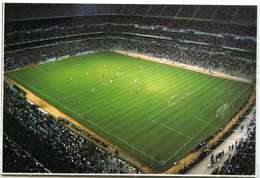 Postcard Stadium Madrid Bernabeu Stadion Stadio - Estadio - Stade - Sports - Football - Fútbol
