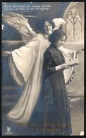 C6952 - Engel Angel Schutzengel - Hübsche Junge Frau - Pretty Young Women - Engel