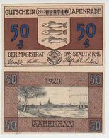 Notgeld Apenrade 50 Pf.1920 - [11] Lokale Uitgaven