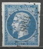 FRANCE - Oblitération Petits Chiffres LP 1548 L'ISLE-EN-DODON (Haute-Garonne) - Marcophilie (Timbres Détachés)