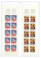 14. Carnet Croix Rouge 2001 + 2002  - Neuf Non Plié - Libretti