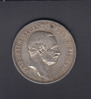 Sachsen 3 Mark 1912 - 2, 3 & 5 Mark Silber